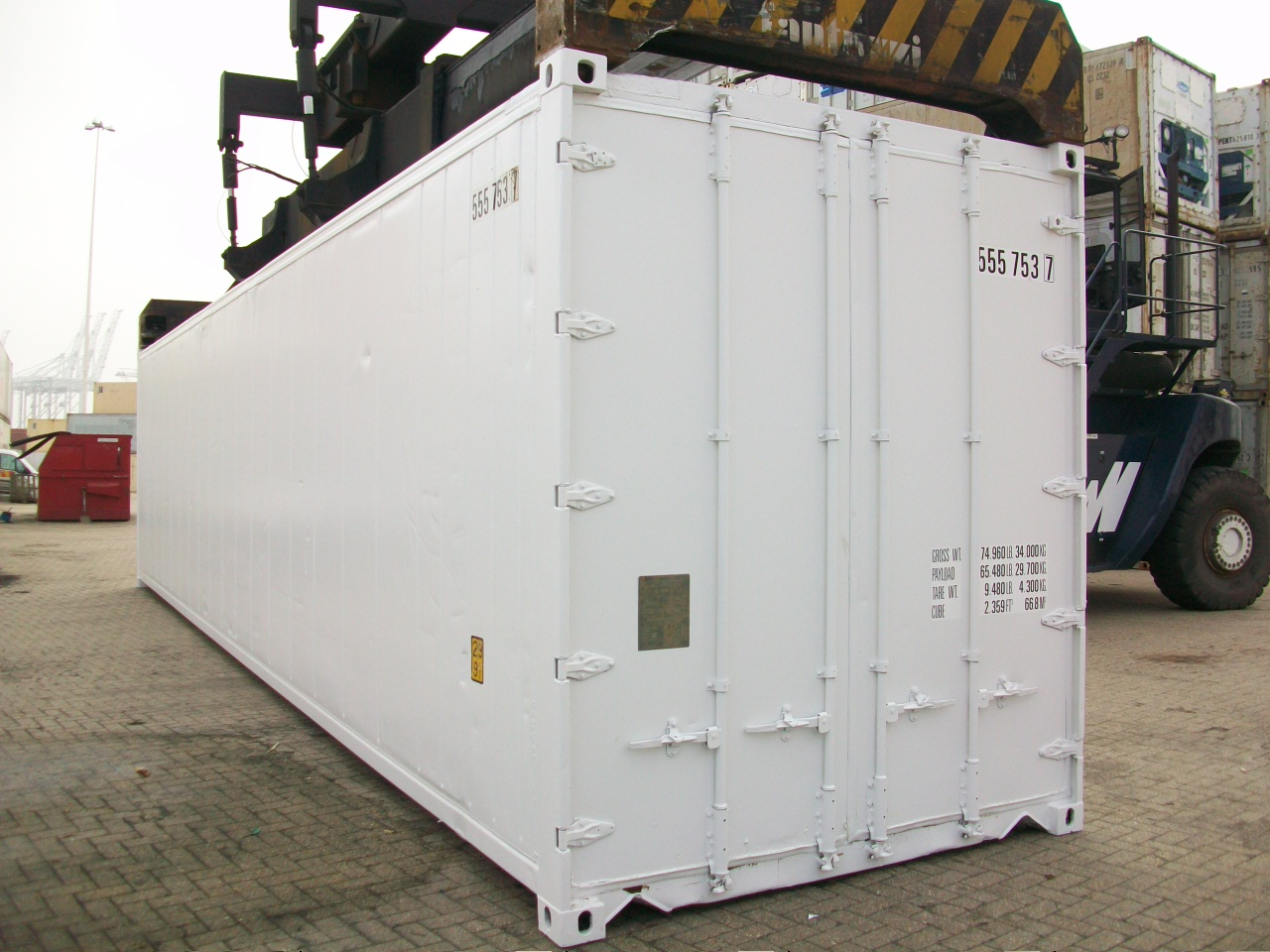 Non Operational Refrigerated High Cube