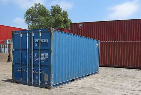 used shipping containers forsale