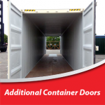Additional Container Doors