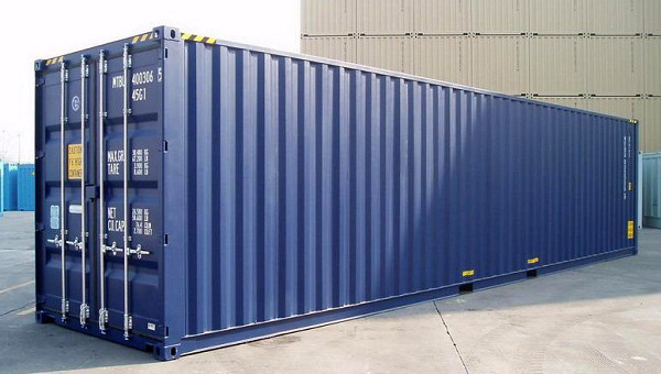 40ft Pallet Wide High Cube