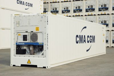 Refrigerated High Cube