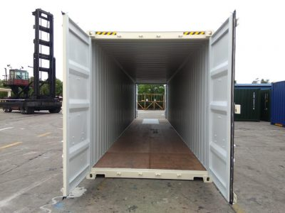 General Purpose Double Door Shipping Containers