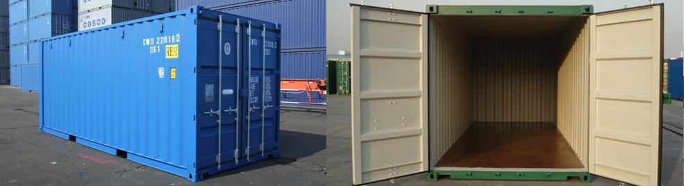 Bunbury sea containers