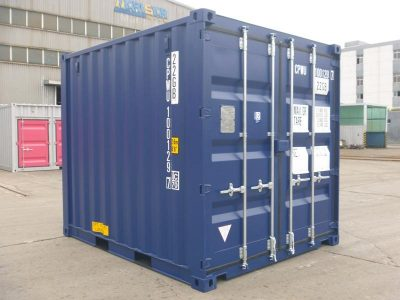 10 General Purpose Used Sea Container