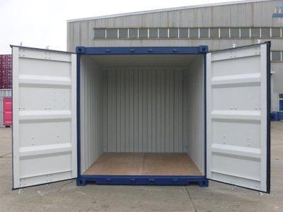 10 General Purpose new Sea Container