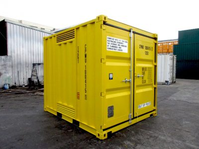 10 high cube Used Sea Container
