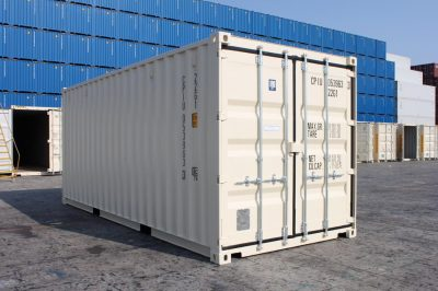 high cube sea container