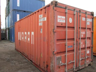 20 General Purpose Used Sea Container