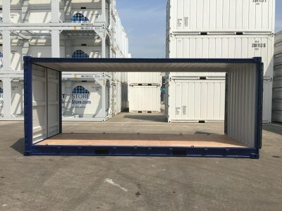 20 General Purpose both sides new Sea Container
