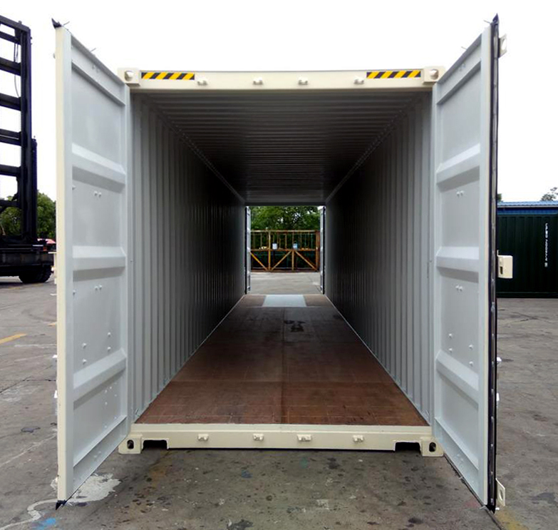 20 General Purpose double doors new Sea Container