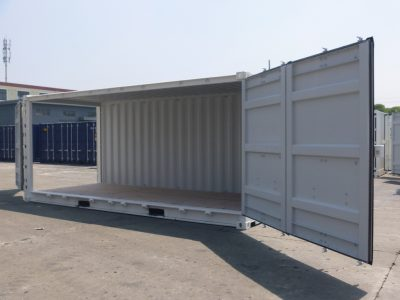 20 General Purpose side open new Sea Container