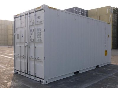 20 high cube pallet wide Used Sea Container