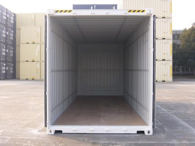 20 high cube pallet wide sea container