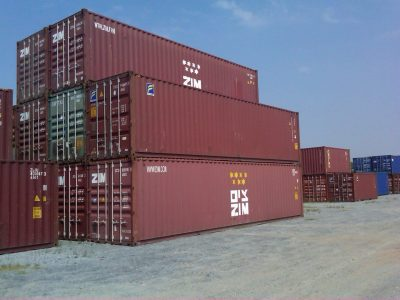 40 General Purpose Used Sea Container