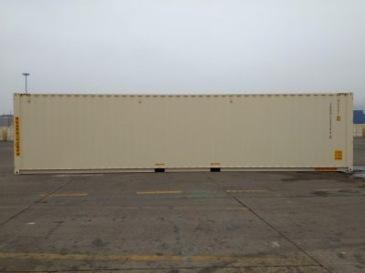 40 General Purpose double door high cube new Sea Container