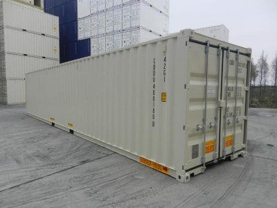 40 General Purpose new Sea Container