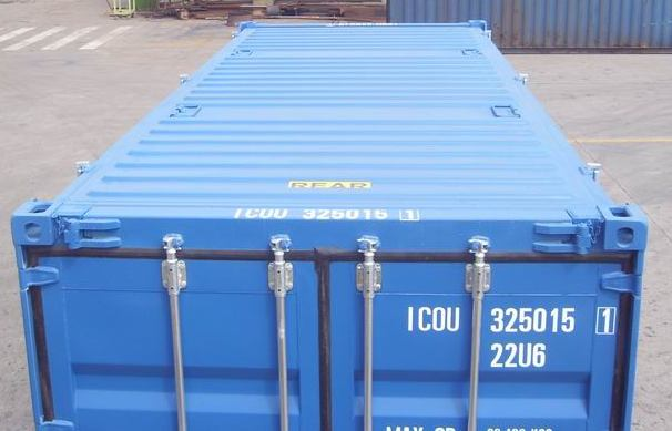 40 new open top hard top high cube sea container
