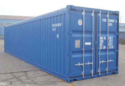 40 new open top soft top sea container